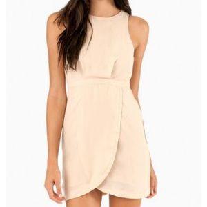 Tobi Cream Colored Dress